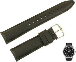 Timex Pasek do zegarka Timex T2N339 P2N339 20 mm Skóra