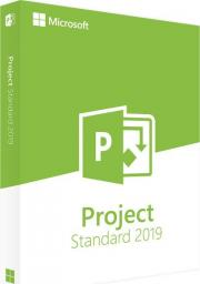 Program Microsoft Project Standard 2019 ESD