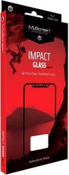 MyScreen Protector  ImpactGLASS Edge 3D iPhone 7/8 Plus czarny