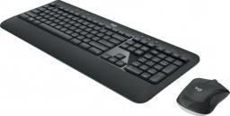 Klawiatura + mysz Logitech MK540 Advanced Bezprzewodowy combo Czarny
