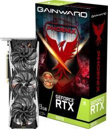 Karta graficzna Gainward RTX 2070 Phoenix GS, 8GB GDDR6 (426018336-4160)