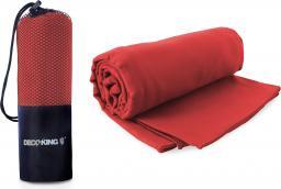 Decoking Ręcznik Ekea czerwony 80x160