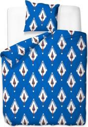 Decoking Pościel Ambient niebieska 135x200cm + poduszka 80x80cm