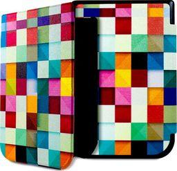 Pokrowiec Alogy Etui Alogy Smart Case PocketBook Touch 631 Wzory geometryczne