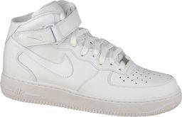 Nike buty sportowe Nike Air Force 1 Mid 07 białe r. 47 (315123 111) ID produktu: 5258943