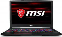 Laptop MSI GE63 Raider RGB 8RF-001PL