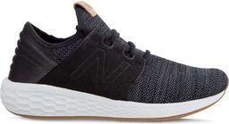 New Balance Buty damskie WR996ACK czarno różowe r. 37.5 ID produktu: 5266253