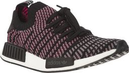 Adidas Buty męskie NMD R1 STLT Primeknit czarno fioletowe r. 42 (CQ2386) ID produktu: 5266910