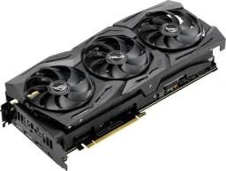 Karta graficzna Asus GeForce ROG-STRIX RTX 2080, 8GB GDDR6, 2xDP, 2x HDMI, USB-C (ROG-STRIX RTX2080-O8G-GAMING)