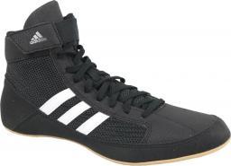 Adidas Buty męskie Super Hoops Mid granatowe r. 46 (DA9909