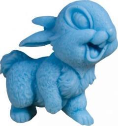 LaQ Happy Soaps Niebieski Uśmiechnięty Królik naturalne mydło glicerynowe 60g
