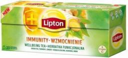 Lipton Herbata funkcjonalna Wzomcienie 20 torebek