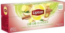 Lipton Herbata owocowa Go Go Ginger 20 torebek
