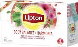 Lipton Herbata ziołowa Harmonia 20 torebek
