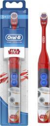Oral-B Szczoteczka elektryczna D4 Kids Star Wars