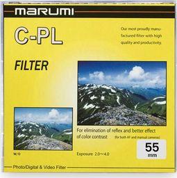 Filtr Marumi Marumi Yellow polaryzacyjny 55mm
