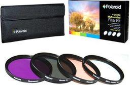 Filtr Polaroid Polaroid zestaw filtrów 5w1 M:62