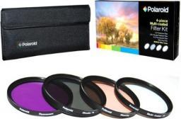 Filtr Polaroid zestaw filtrów 5w1 M:52