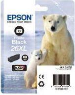 Epson tusz C13T26314010 nr 26XL (photo black)