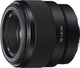 Obiektyw Sony Sony 50 mm f/1.8 do FF mocowanie typu E