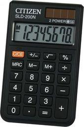 Kalkulator Citizen KALKULATOR KIESZONKOWY SLD-200NR CITIZEN 8 CYFROWY