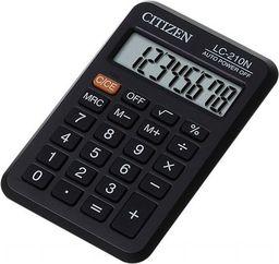 Kalkulator Citizen KALKULATOR KIESZONKOWY LC-210NR CITIZEN 8-CYFROWY