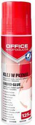 Office Products KLEJ W PŁYNIE TRANSPARENTNY 125ML OFFICE PRODUCTS