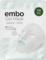 Missha Maseczka do twarzy Embo Gel Mask Relaxing-Bomb relaksująco-rewitalizująca
