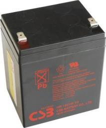 CSB Akumulator HR1221W 12V/5.1Ah