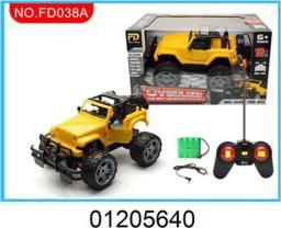 Dromader Jeep na radio (FD038A)