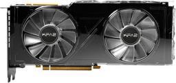 Karta graficzna KFA2 RTX 2080 OC Black, 8GB GDDR6, 256-bit, 3x DP+HDMI, USB-C