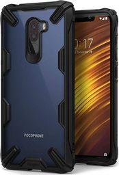 Rearth Etui Ringke Fusion X Xiaomi Pocophone F1 Black