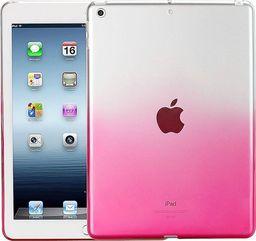 Etui do tabletu Alogy Etui Alogy Slim Ombre Apple iPad 9.7 2017/2018 Różowe