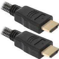 Kabel Defender HDMI - HDMI 5m czarny (87460)