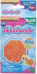 Epoch Aquabeads Pomarańczowe koraliki-klejnociki