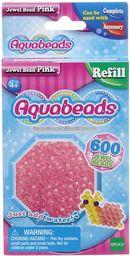 Epoch Aquabeads Różowe koraliki-klejnociki