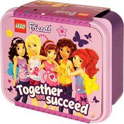 1 LEGO Lunch Box Friends Fioletowy