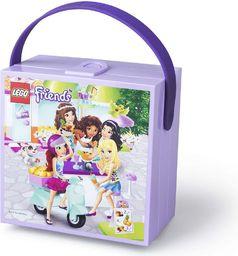 1 LEGO Lunch Box Friends z uchwytem