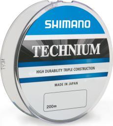 Shimano Żyłka Technium 0.305mm 200m 8.50kg (TEC20030)