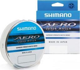 Shimano Żyłka Aero Match 0.16mm 300m 4lb