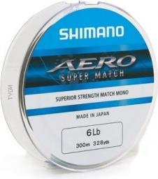 Shimano Żyłka Aero Match 0.14mm 300m 3lb