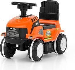 Milly Mally Jeździk Traktorek Rolly pomarańczowy
