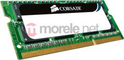 Pamięć do laptopa Corsair DDR3 SODIMM 4GB 1600MHz CL11 (CMSO4GX3M1A1600C11)