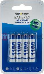 Whitenergy Akumulator AAA / R03 1100mAh 4szt.