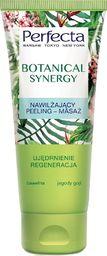 Perfecta Perfecta Botanical Synergy Nawilżający Peeling - masaż do ciała - Bawełna i Jagody Goji  200ml
