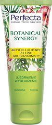 Perfecta Perfecta Botanical Synergy Antycellulitowy Peeling gruboziarnisty do ciała - Eukaliptus i Kofeina  200ml