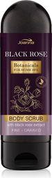 Joanna Joanna Botanicals For Home Spa Peeling do ciała Black Rose  200g