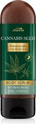 Joanna Joanna Botanicals For Home Spa Peeling do ciała Cannabis Seed  200g