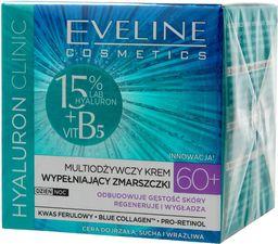 Eveline Krem do twarzy Hyaluron Clinic 60+ Multiodżywczy 50ml