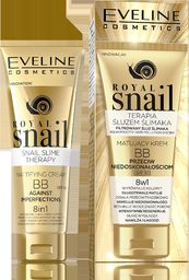 Eveline Cosmetics Royal Snail BB Cream 8in1